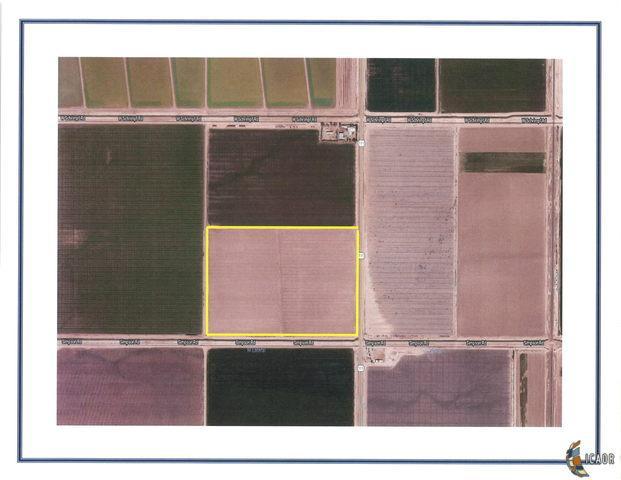 0 N Lateral Gate 22  South 1/2, Calipatria, CA 92233 (MLS #19446140IC) :: DMA Real Estate
