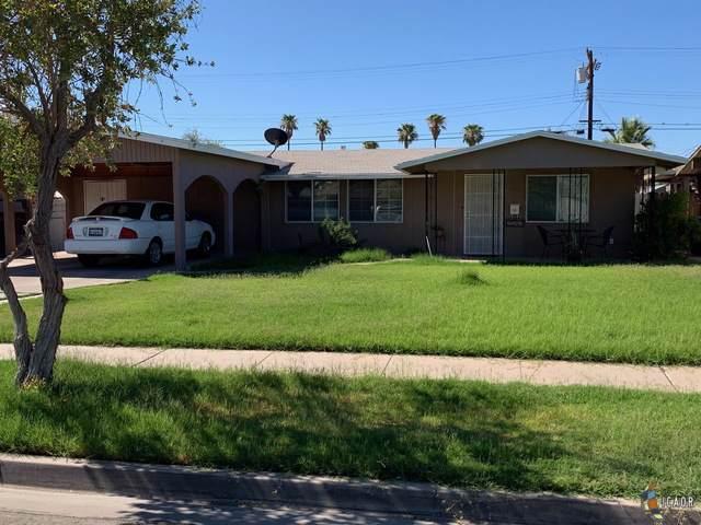 1541 Wensley Ave, El Centro, CA 92243 (MLS #19501646IC) :: DMA Real Estate