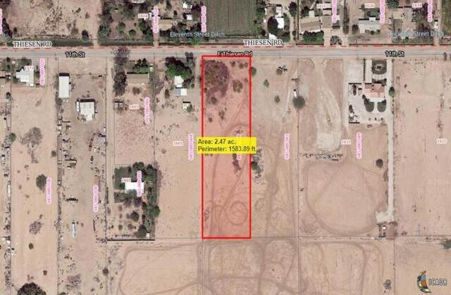 0 Thiesen, Holtville, CA 92250 (MLS #20578046IC) :: DMA Real Estate