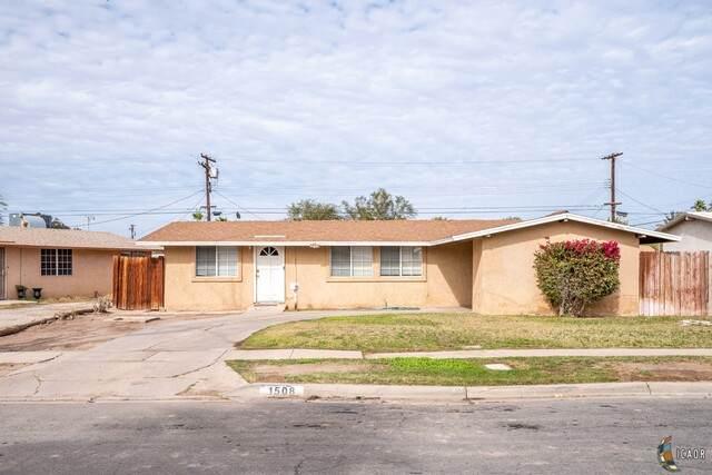 1508 Lenrey Ave, El Centro, CA 92243 (MLS #20667830IC) :: Duflock & Associates Real Estate Inc.