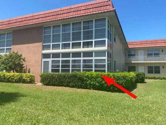 94 Spring Lake Drive #102, Vero Beach, FL 32962 (MLS #241580) :: Team Provancher   Dale Sorensen Real Estate