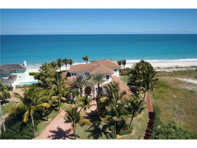 100 Ocean Way, Vero Beach, FL 32963 (MLS #182534) :: Billero & Billero Properties