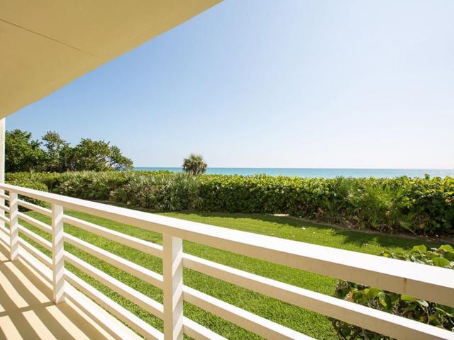 5554 Highway A1a #104, Vero Beach, FL 32963 (MLS #188774) :: Billero & Billero Properties