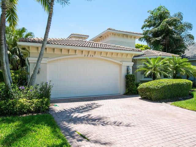 2226 Falls Circle, Vero Beach, FL 32967 (MLS #190791) :: Billero & Billero Properties