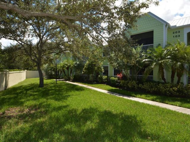 1115 3rd Avenue 202-C, Vero Beach, FL 32960 (MLS #193174) :: Billero & Billero Properties