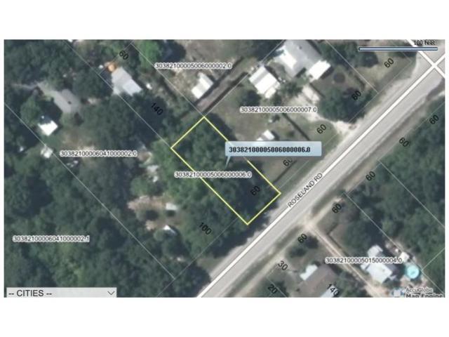 12815 Roseland Road, Sebastian, FL 32958 (MLS #195540) :: Billero & Billero Properties