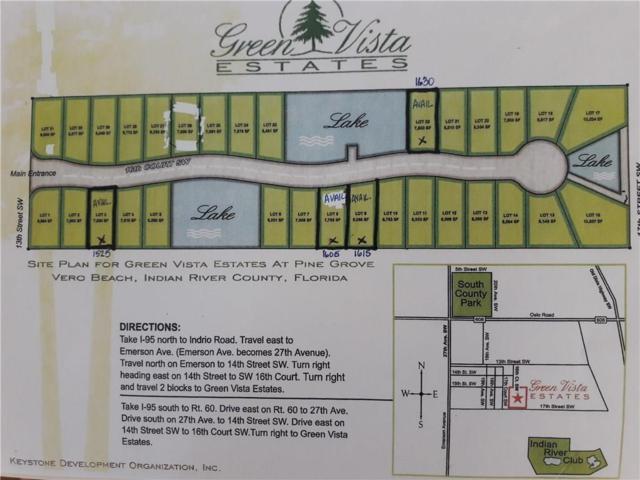 1605 16th Court SW, Vero Beach, FL 32962 (MLS #195664) :: Billero & Billero Properties