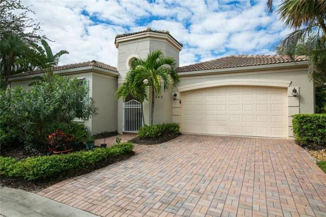 9345 W Maiden Court, Vero Beach, FL 32963 (MLS #196958) :: Billero & Billero Properties