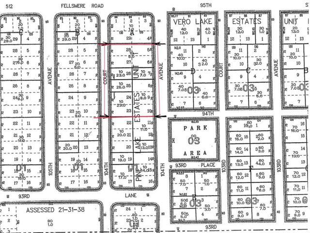 9455 104th Avenue, Vero Beach, FL 32967 (MLS #197121) :: Billero & Billero Properties
