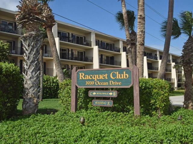 3939 Ocean Drive 302B, Vero Beach, FL 32963 (MLS #197623) :: Billero & Billero Properties