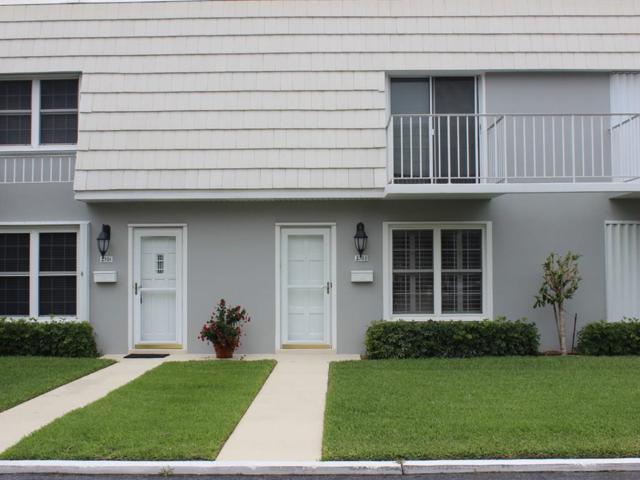 2703 Ocean Drive 2A, Vero Beach, FL 32963 (MLS #198212) :: Billero & Billero Properties