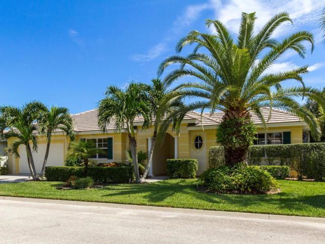 9014 Castle Harbour Circle, Vero Beach, FL 32963 (MLS #198385) :: Billero & Billero Properties