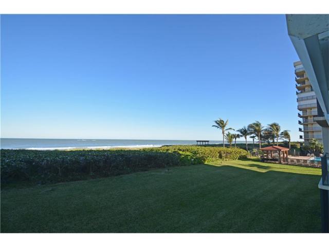4250 N Hwy A1a #205, Hutchinson Island, FL 34949 (MLS #198661) :: Billero & Billero Properties