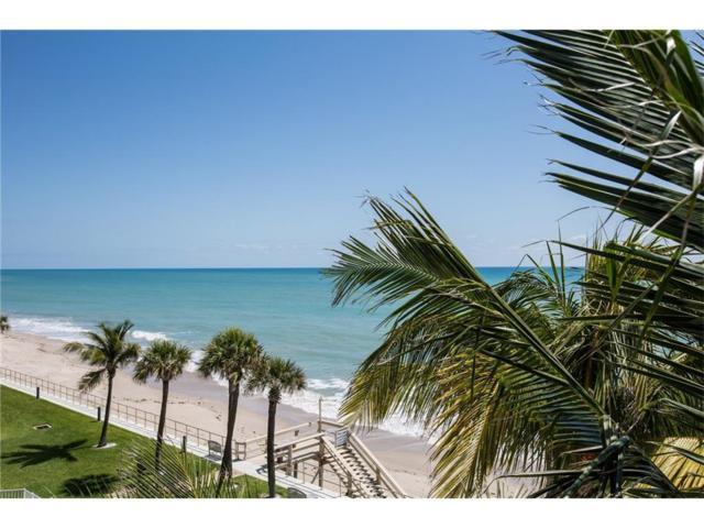 3500 Ocean Drive #423, Vero Beach, FL 32963 (MLS #198755) :: Billero & Billero Properties