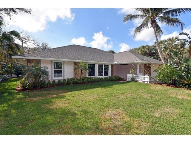 1991 Coco Plum Lane, Vero Beach, FL 32963 (MLS #198953) :: Billero & Billero Properties