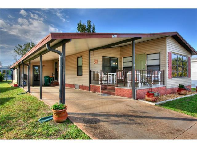 713 Bougainvillea Circle, Barefoot Bay, FL 32976 (MLS #199137) :: Billero & Billero Properties