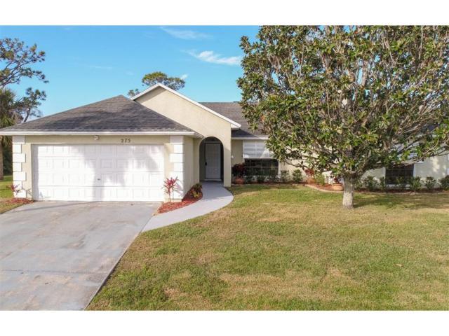 275 Zane Avenue, Sebastian, FL 32958 (MLS #199152) :: Billero & Billero Properties