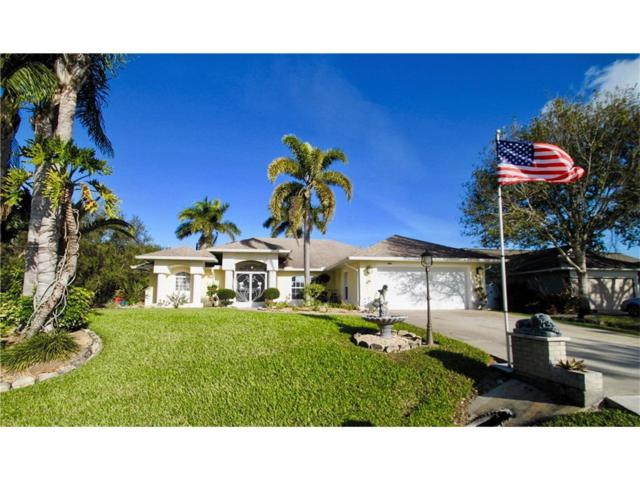 825 Blossom Drive, Sebastian, FL 32958 (MLS #199179) :: Billero & Billero Properties