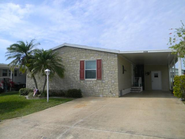 7558 Montauk Avenue U18, Micco, FL 32976 (MLS #199191) :: Billero & Billero Properties