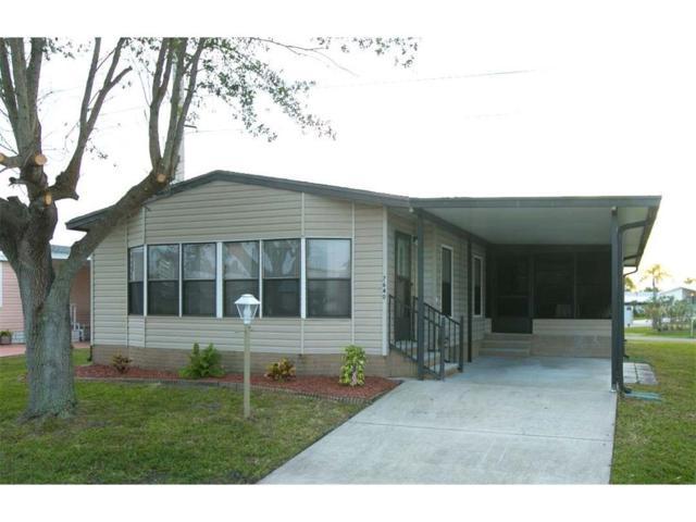 7640 Chasta Road, Micco, FL 32976 (MLS #199245) :: Billero & Billero Properties