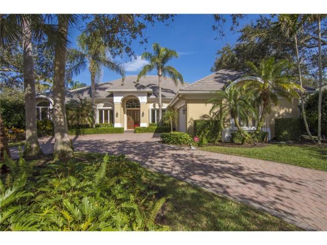 104 Hidden Oak Drive, Indian River Shores, FL 32963 (MLS #199268) :: Billero & Billero Properties