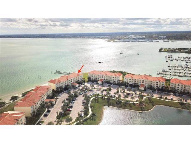30 Harbour Isle Drive W Ph6, Hutchinson Island, FL 34949 (MLS #200468) :: Billero & Billero Properties