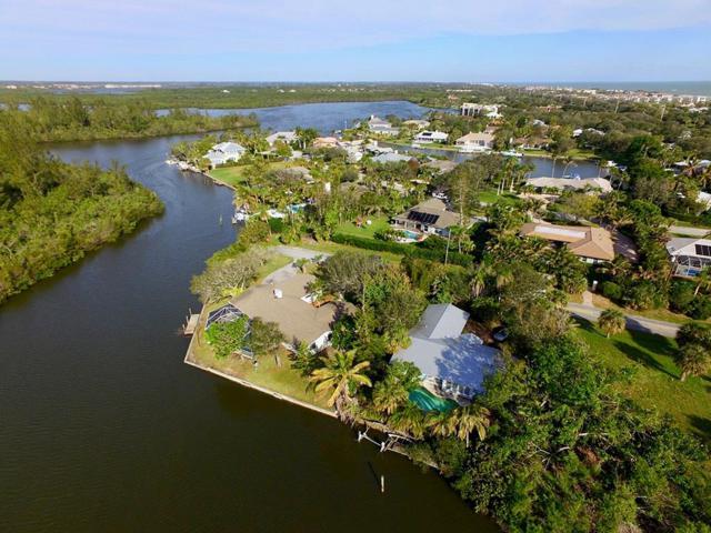 702 Silver Shores Road, Vero Beach, FL 32963 (MLS #200483) :: Billero & Billero Properties