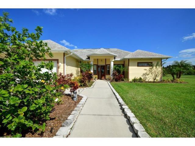 7800 Homestead Drive, Vero Beach, FL 32967 (MLS #200556) :: Billero & Billero Properties