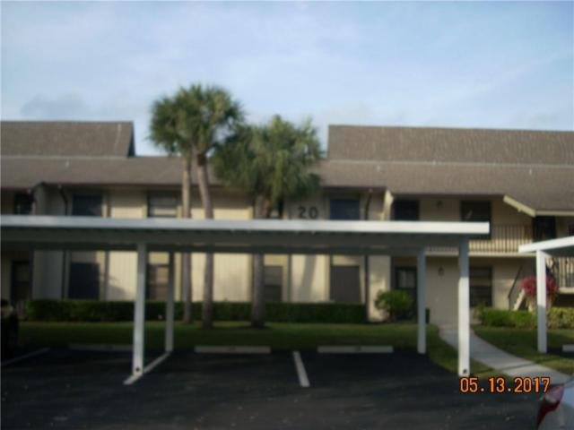 20 Plantation Drive #204, Vero Beach, FL 32966 (MLS #200677) :: Billero & Billero Properties