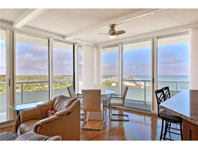3554 Ocean Drive 1002S, Vero Beach, FL 32963 (MLS #200726) :: Billero & Billero Properties