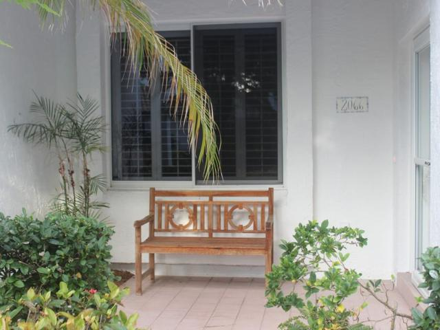 2066 Las Ramblas #2066, Vero Beach, FL 32963 (MLS #201034) :: Billero & Billero Properties