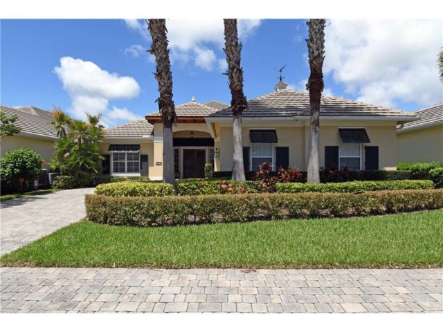 9155 Spring Time Drive, Vero Beach, FL 32963 (MLS #201112) :: Billero & Billero Properties