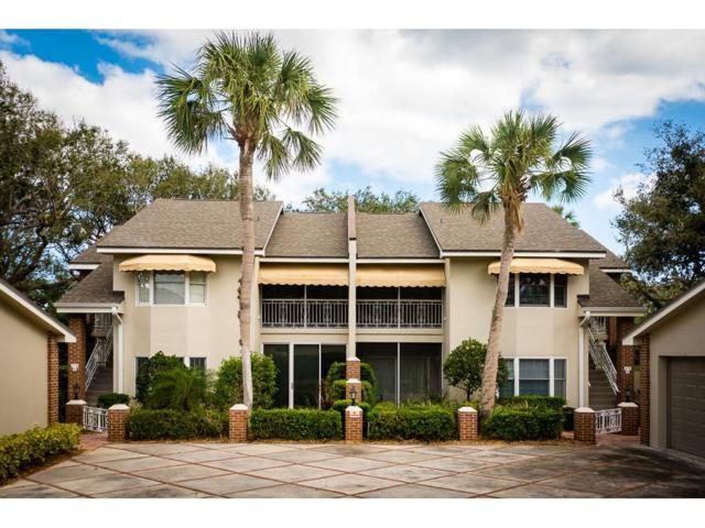 105 Park Shores Circle 20W, Indian River Shores, FL 32963 (MLS #201120) :: Billero & Billero Properties