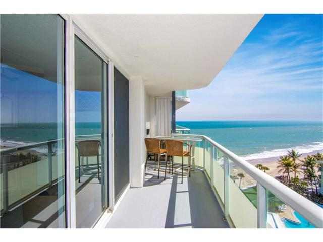 3554 Ocean Drive 1001N, Vero Beach, FL 32963 (MLS #201252) :: Billero & Billero Properties