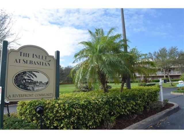 13530 Mystic Drive #105, Sebastian, FL 32958 (MLS #201299) :: Billero & Billero Properties