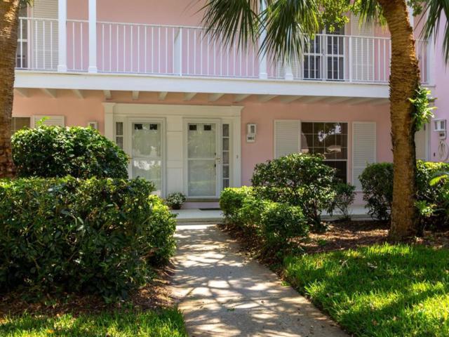 300 Harbour Drive 308C, Vero Beach, FL 32963 (MLS #201378) :: Billero & Billero Properties
