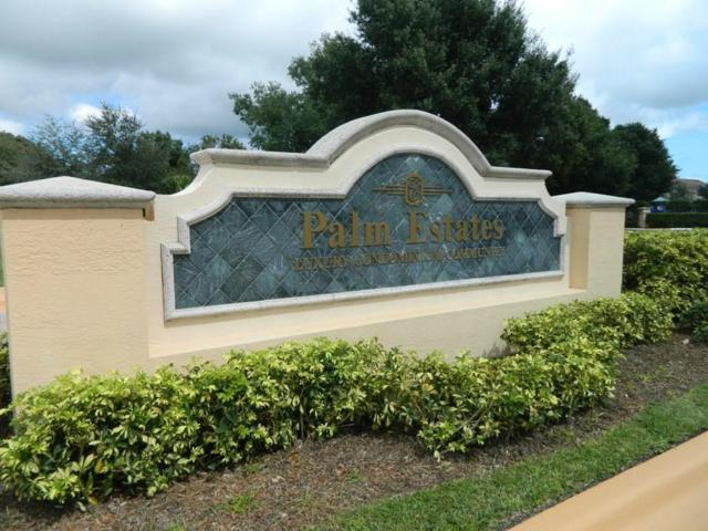 2520 57th Circle #2525, Vero Beach, FL 32966 (MLS #201662) :: Billero & Billero Properties