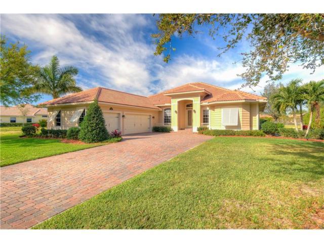 605 Caroline Drive, Vero Beach, FL 32968 (MLS #201859) :: Billero & Billero Properties