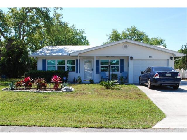 415 19th Place, Vero Beach, FL 32960 (MLS #201907) :: Billero & Billero Properties