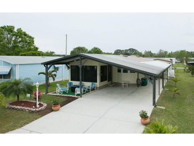 603 Tarpon Drive, Barefoot Bay, FL 32976 (MLS #201960) :: Billero & Billero Properties