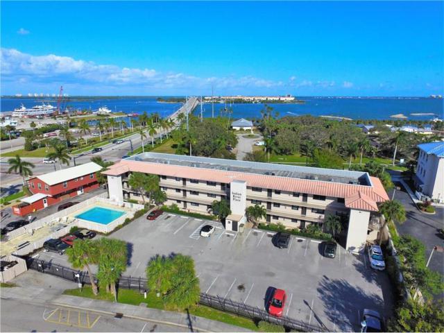 701 N Indian River Drive #307, Fort Pierce, FL 34950 (MLS #202065) :: Billero & Billero Properties