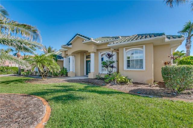 219 Loggerhead Drive, Melbourne Beach, FL 32951 (MLS #202125) :: Billero & Billero Properties