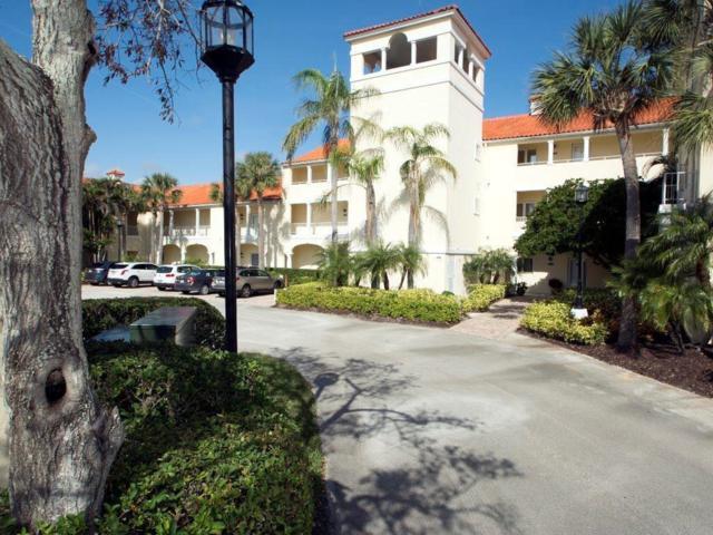 5035 Harmony Circle #303, Vero Beach, FL 32967 (MLS #202150) :: Billero & Billero Properties