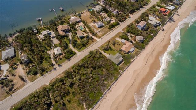 8005 Highway A1a, Melbourne Beach, FL 32951 (MLS #203247) :: Billero & Billero Properties