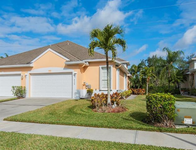 433 N Tangerine Square SW, Vero Beach, FL 32968 (MLS #203573) :: Billero & Billero Properties