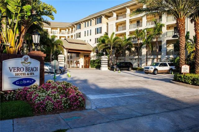 3500 Ocean Drive #306, Vero Beach, FL 32963 (MLS #203715) :: Billero & Billero Properties