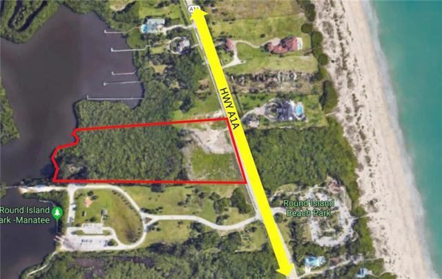 2175 S Highway A1a, Vero Beach, FL 32963 (MLS #203758) :: Billero & Billero Properties