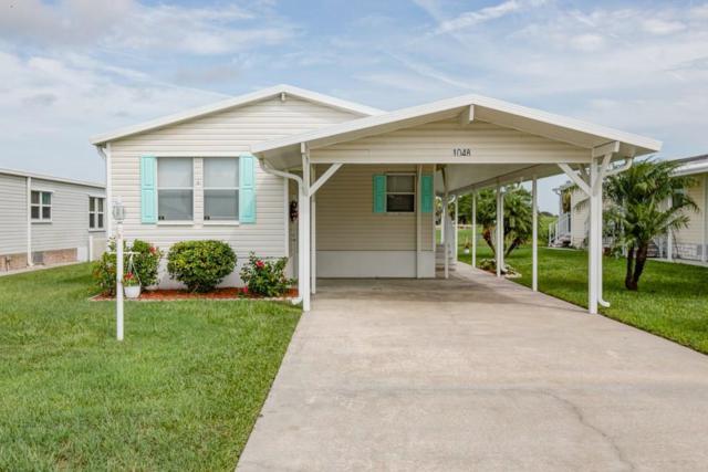 1048 Barefoot Circle, Barefoot Bay, FL 32976 (MLS #204174) :: Billero & Billero Properties
