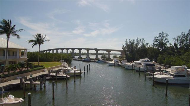 17 Marsh Island Boat Slip #17, Vero Beach, FL 32963 (MLS #204392) :: Billero & Billero Properties
