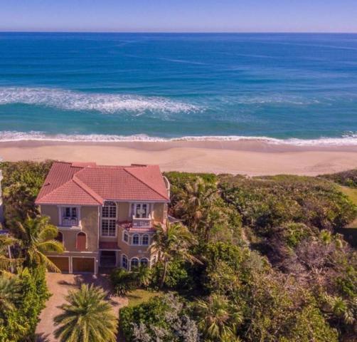 7797 S Highway A1a, Melbourne Beach, FL 32951 (MLS #204582) :: Billero & Billero Properties